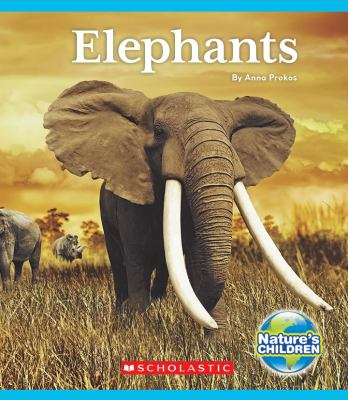 Cover image for Elephants
