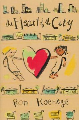 Cover image for The heart of the city