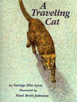 Cover image for A traveling cat