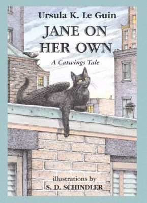 Cover image for Jane on her own : a catwings tale