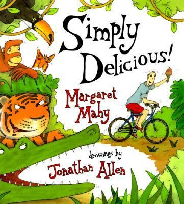 Cover image for Simply delicious!