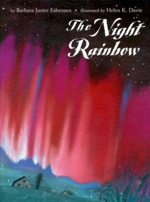 Cover image for The night rainbow