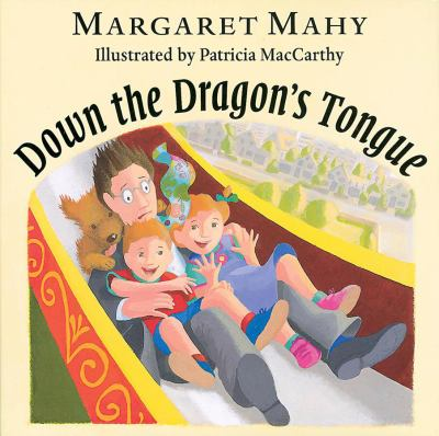Cover image for Down the dragon's tongue