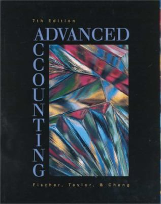 Cover image for Advanced accounting