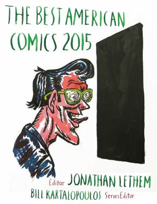 Cover image for The best American comics 2015