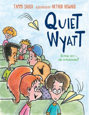 Cover image for Quiet Wyatt