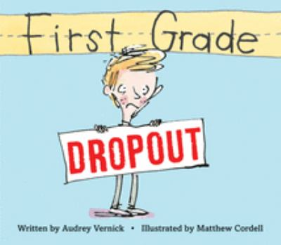 Cover image for First grade dropout