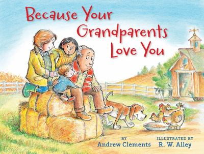 Cover image for Because your grandparents love you