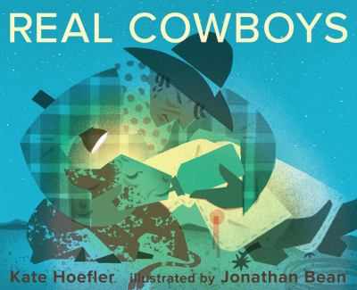 Cover image for Real cowboys