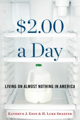 Cover image for $2.00 a day : living on almost nothing in America