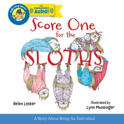 Cover image for Score one for the sloths