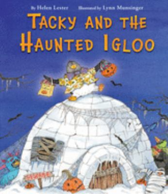 Cover image for Tacky and the haunted igloo