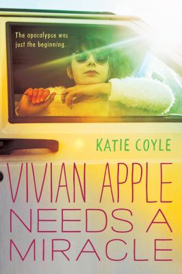 Cover image for Vivian Apple needs a miracle