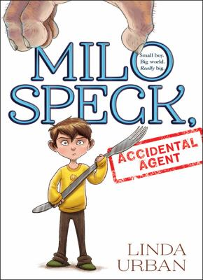 Cover image for Milo Speck, accidental agent