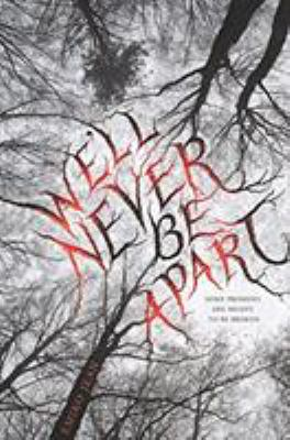 Cover image for We'll never be apart