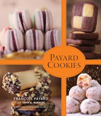 Cover image for Payard cookies