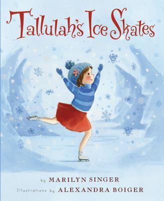 Cover image for Tallulah's ice skates