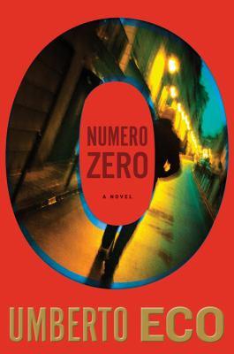 Cover image for Numero zero