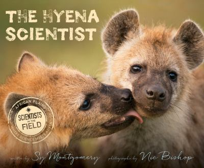 Cover image for The hyena scientist