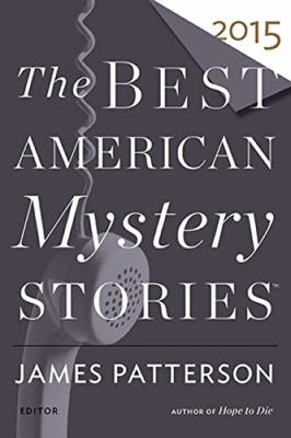 Cover image for The best American mystery stories 2015