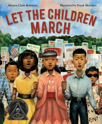 Cover image for Let the children march