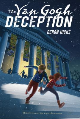Cover image for The Van Gogh deception