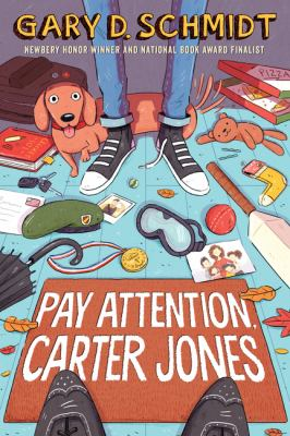 Cover image for Pay attention, Carter Jones