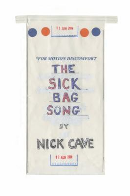 Cover image for The sick bag song