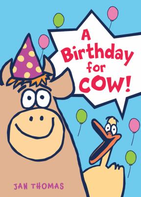 Cover image for A birthday for Cow!