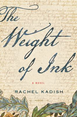 Cover image for The weight of ink