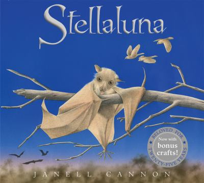 Cover image for Stellaluna