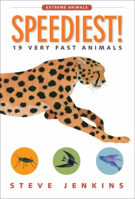 Cover image for Speediest! : 19 very fast animals