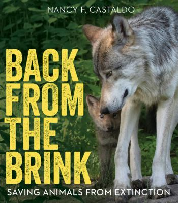 Cover image for Back from the brink