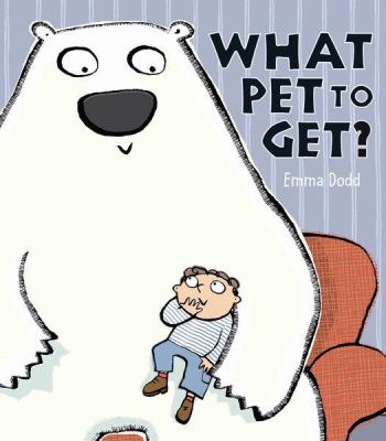 Cover image for What pet to get?
