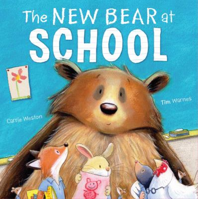 Cover image for The new bear at school