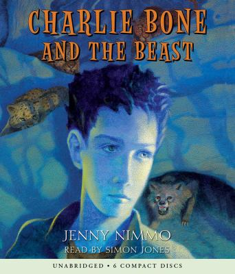 Cover image for Charlie Bone and the beast