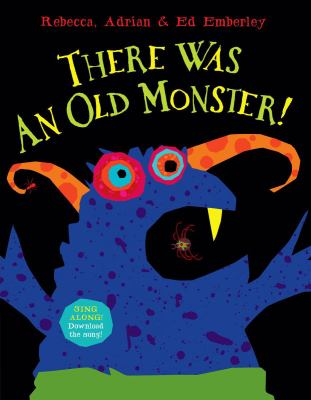 Cover image for There was an old monster