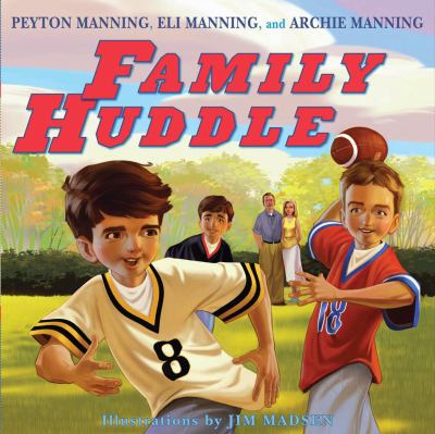 Cover image for Family huddle