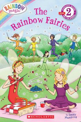 Cover image for The Rainbow Fairies