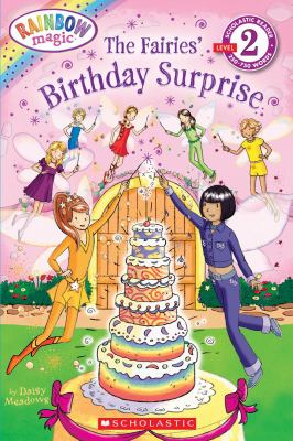 Cover image for The fairies' birthday surprise