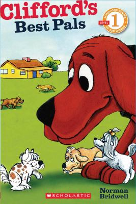 Cover image for Clifford's best pals