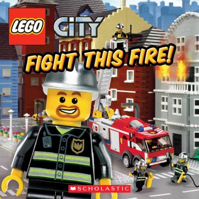 Cover image for Fight this fire!