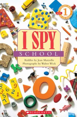 Cover image for I spy school