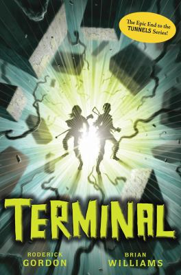 Cover image for Terminal