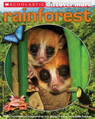 Cover image for Rainforest