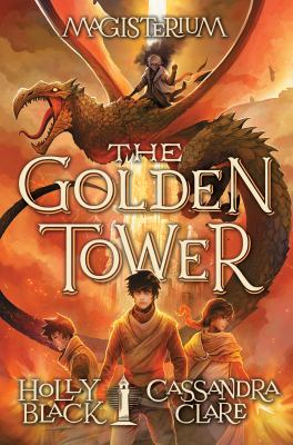 Cover image for The golden tower