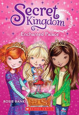 Cover image for Enchanted palace