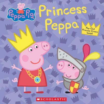 Cover image for Princess Peppa