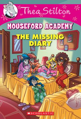 Cover image for The missing diary