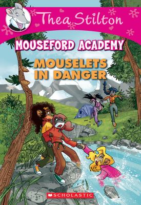 Cover image for Mouselets in danger